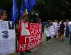 Перед дождиком в четверг. Протесты против пенсионной реформы