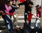 Греция. «Палочная гвардия» сталинистов из КПГ помогает полиции и парламентскому тоталитаризму
