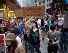 В Европе и США бастуют и протестуют. В Украине кладбищенский «классовый мир»