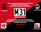 31 березня – марш проти капіталістичних ДЕформ
