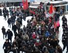 В Києві пройшла акція проти расистського насильства