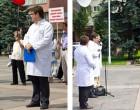 Брянских медиков увольняют за участие в митингах