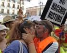 """Голос """"возмущенных"""" снова звучит в Мадриде"""