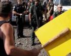 США: рабочие остановили работу портов