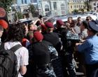 Неонацисти блокували Києво-Могилянську академію