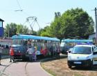 Водители общественного транспорта в Киеве – на грани голодных обмороков