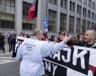 Отчёт с общенациональных дней протеста в Польше