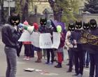 """""""Смерть тюрьме – свободу протесту!"""" – Акция солидарности с Pussy Riot"""