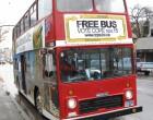 Замість підняття цін – безкоштовний проїзд і транспорт без реклами!
