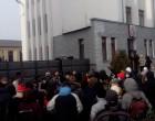 Заявление АСТ-Харьков о силовом разгоне акции протеста 19 февраля и дальнейших политических репрессиях