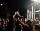 На шахтах Ахметова в Луганской области началась забастовка