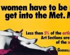 Лекция БесПартШколы: феминистическое искусство