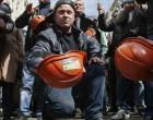 За робітничий протест, проти буржуазних маніпуляцій! Заява АСТ-Київ з приводу шахтарських акцій протесту