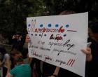 Київ. Марш на захист репродуктивних прав жінок