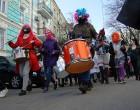 В Києві відбувся феміністичний марш