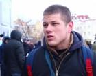 Напад ультраправих на активіста АСТ-Київ