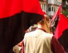 В Києві відбувся анархістський першотравень