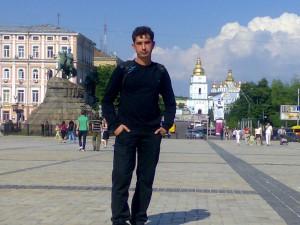 Сергей Васильченко,  Киев, 2013 г.